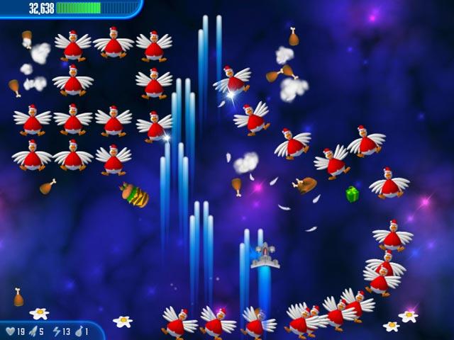 Chicken Invaders 3(1)